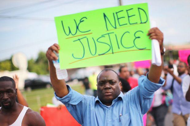 Ferguson : Le meurtre de Michael Brown