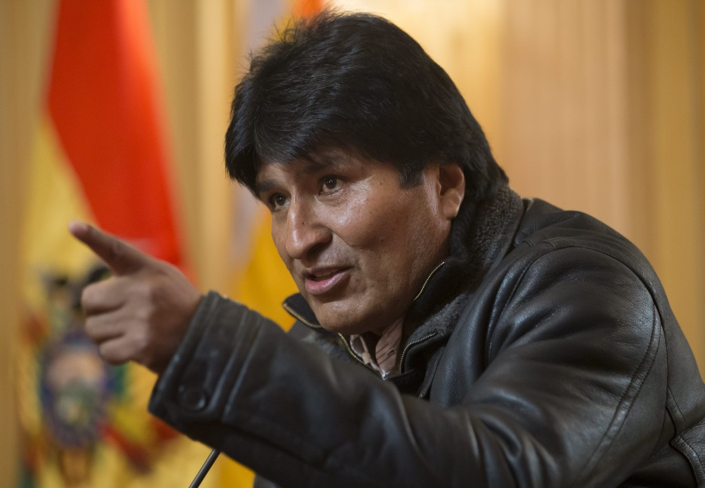 Evo-Morales-reconoce-preocupación-por-la-seguridad-en-la-Cumbre-del-G77